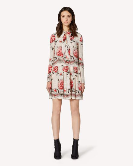 REDValentino Short dress Woman TR3VAN704S2 329 f