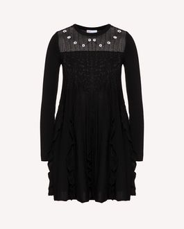REDValentino Short dress Woman TR3VA12F4T4 0NO a