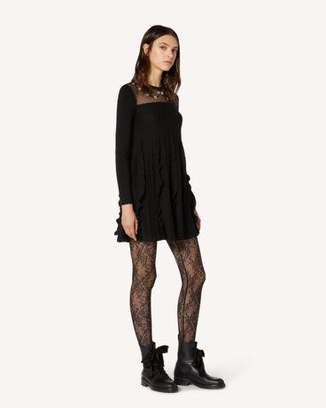 REDValentino TR3KDB394UV 0NO Short dress Woman d