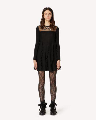 REDValentino TR3KDB394UV 0NO Short dress Woman f