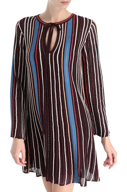 M MISSONI Dress Garnet Woman - Front
