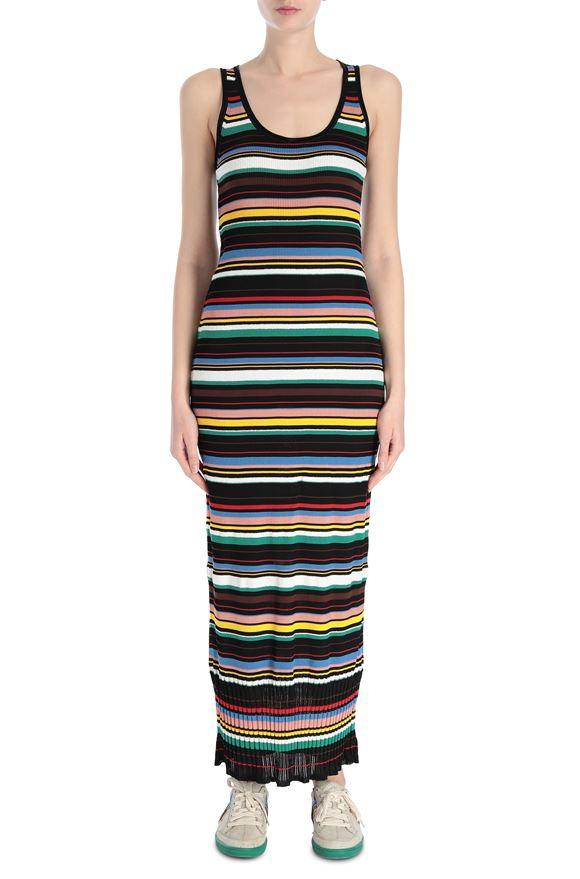 M MISSONI Длинное платье Для Женщин, Вид спереди