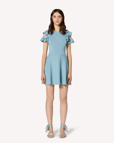 REDValentino TR3KDB134WL E34 Short dress Woman f