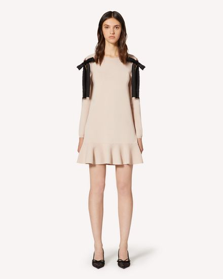 REDValentino Short dress Woman TR3KDB384WG D77 f