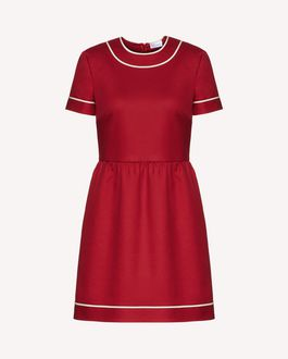 REDValentino Short dress Woman TRCKD00E56Q 23Y a