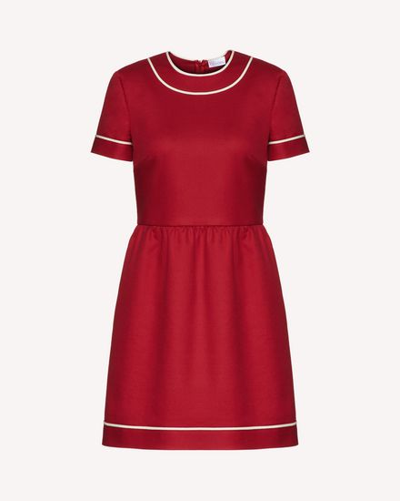 REDValentino Short dress Woman TR3VAM103M7 329 a