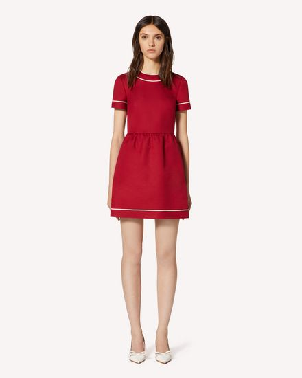 REDValentino Short dress Woman TR3VAM103M7 329 f