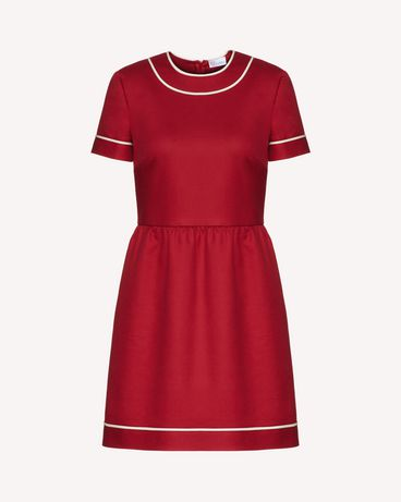 REDValentino TR3VAM103M7 329 Short dress Woman a