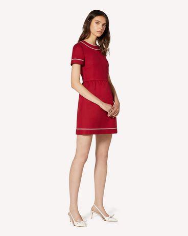 REDValentino TR3VAM103M7 329 Short dress Woman d