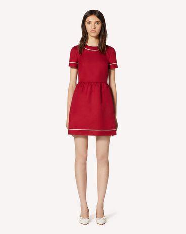 REDValentino TR3VAM103M7 329 Short dress Woman f