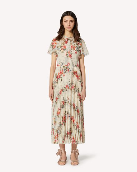 REDValentino Long and midi dresses Woman TR3VAL704RW 031 f