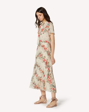 REDValentino TR3VAL704RW 031 Long and midi dresses Woman d