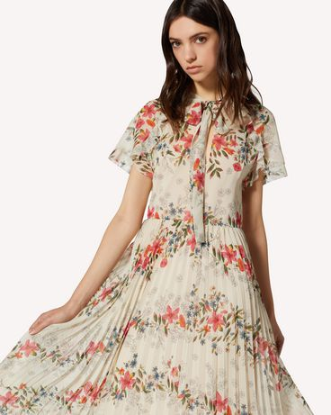 REDValentino TR3VAL704RW 031 Long and midi dresses Woman e