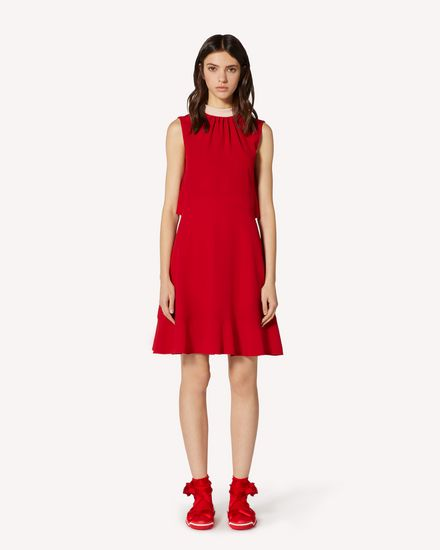 REDValentino Short dress Woman TRCVAS400W7 23Y f