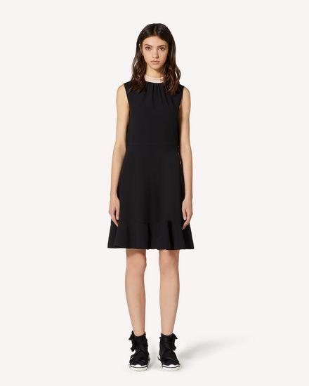 REDValentino 短款连衣裙 女士 TRCVAS400W7 0NN f