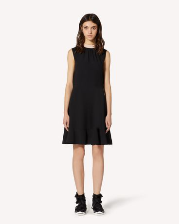 REDValentino TRCVAS400W7 0NN Short dress Woman f