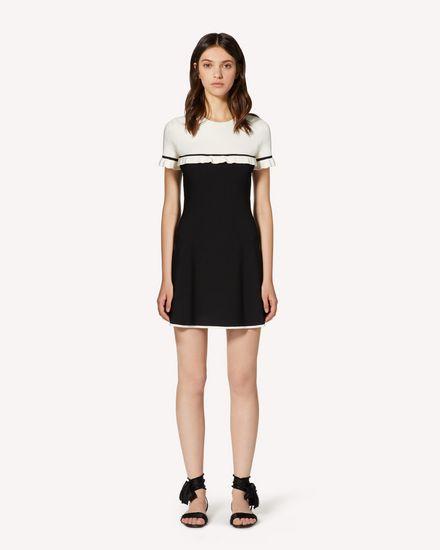 REDValentino 短款连衣裙 女士 TR3KDB374WM 0MG f