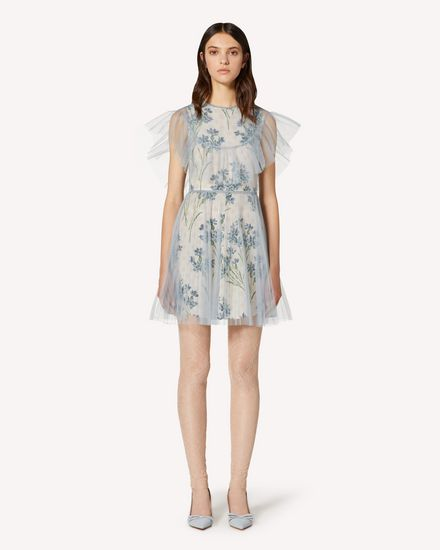 REDValentino Short dress Woman TR3VAN614SN E34 f