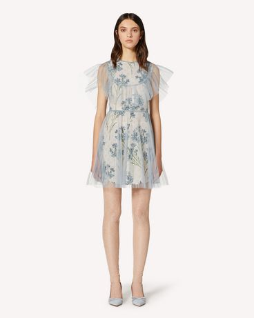 REDValentino TR3VAN614SN E34 Short dress Woman f