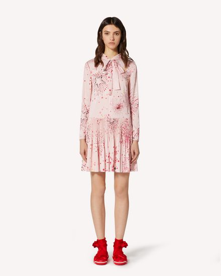 REDValentino Short dress Woman TRCVAS4556V R13 f