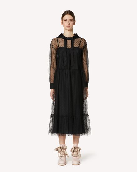 REDValentino Long and midi dresses Woman TR3VAL751GK 0NO f