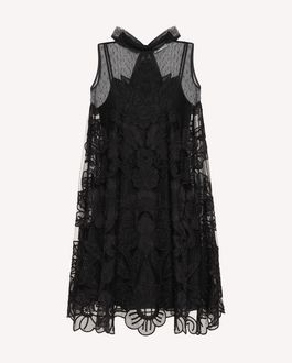 REDValentino Short dress Woman TR3VAM204RP R13 a