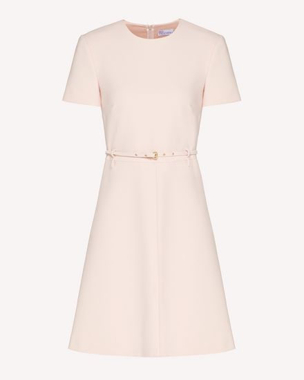 REDValentino Short dress Woman TR3VAN900VM R13 a