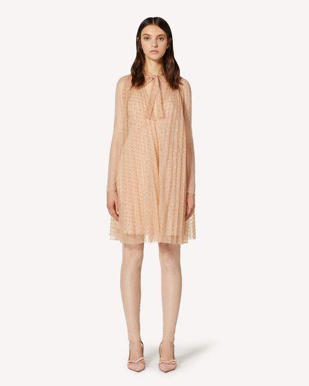 REDValentino 短款连衣裙 女士 TR3VAM204RL 377 f