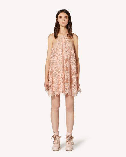 REDValentino 短款连衣裙 女士 TR3VA11L4T5 377 f