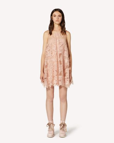 REDValentino TR3VA11L4T5 377 Short dress Woman f