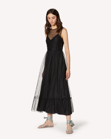 REDValentino TR3VAL004RL 0NO Long and midi dresses Woman d