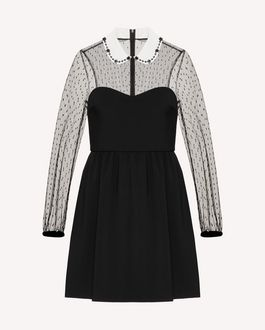 REDValentino Short dress Woman TR3VAL903TG EV6 a