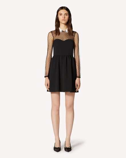 REDValentino Short dress Woman TR3VAN954SQ 0MG f