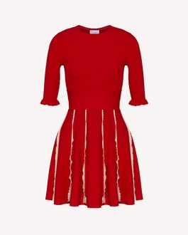 REDValentino Short dress Woman TR3KDB424W7 0NO a