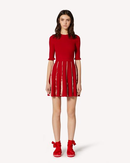 REDValentino Short dress Woman TRCKD00E56Q 23Y f