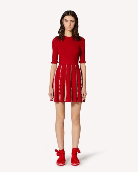 REDValentino 短款连衣裙 女士 TRCKD00E56Q 23Y f