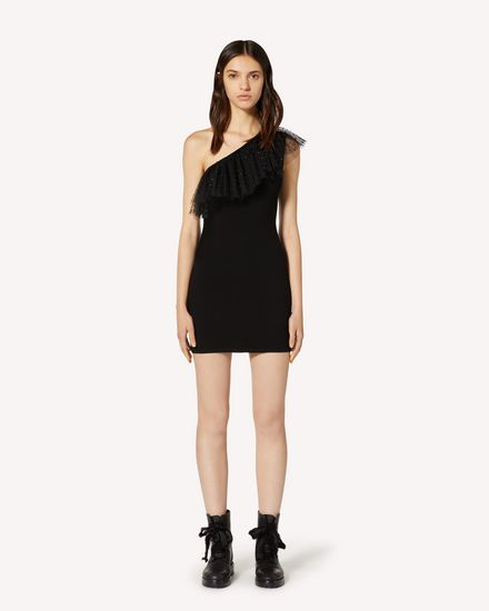 REDValentino Short dress Woman TR3KDB424W7 0NO f
