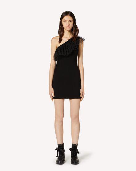 REDValentino 短款连衣裙 女士 TR3KDB424W7 0NO f