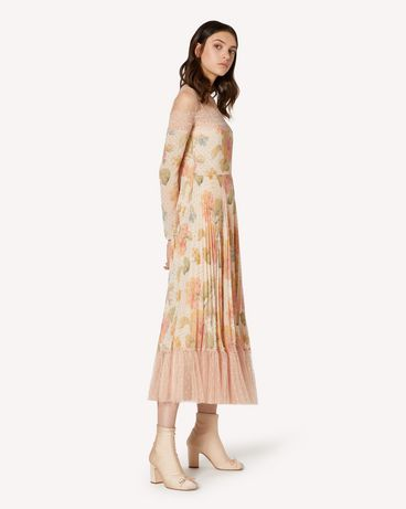 REDValentino TR3VAK404SL R13 Long and midi dresses Woman d