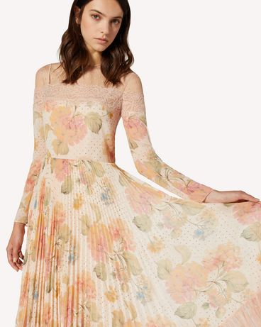 REDValentino TR3VAK404SL R13 Long and midi dresses Woman e