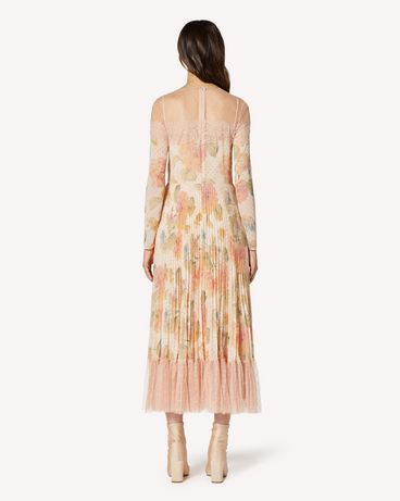 REDValentino TR3VAK404SL R13 Long and midi dresses Woman r