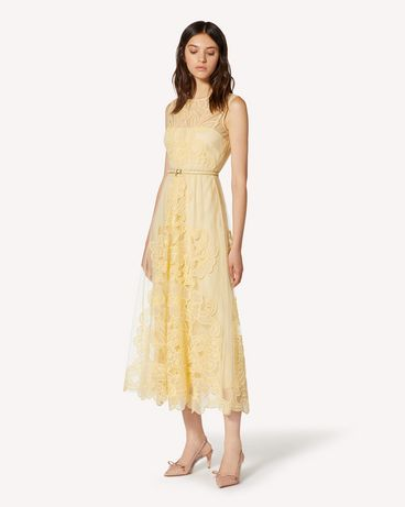 REDValentino TR3VA10Y4T5 AD6 Long and midi dresses Woman d