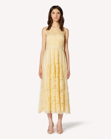 REDValentino TR3VA10Y4T5 AD6 Long and midi dresses Woman f