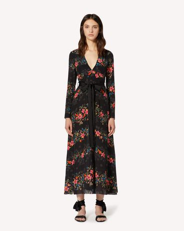 REDValentino TR3VAN504RV 0NO Long and midi dresses Woman f