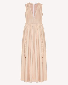 REDValentino Long and midi dresses Woman TR3ND00F4TK 377 a