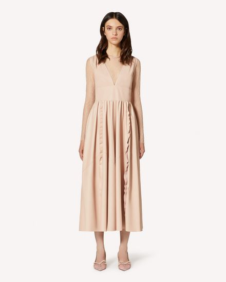 REDValentino Long and midi dresses Woman TR3ND00F4TK 377 f