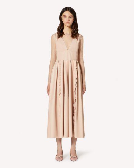 REDValentino 长款与中长款连衣裙 女士 TR3ND00F4TK 377  f