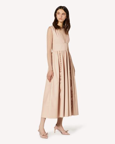 REDValentino TR3ND00F4TK 377 Long and midi dresses Woman d