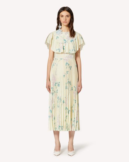 REDValentino Long and midi dresses Woman TR3VAK994RP R13 f