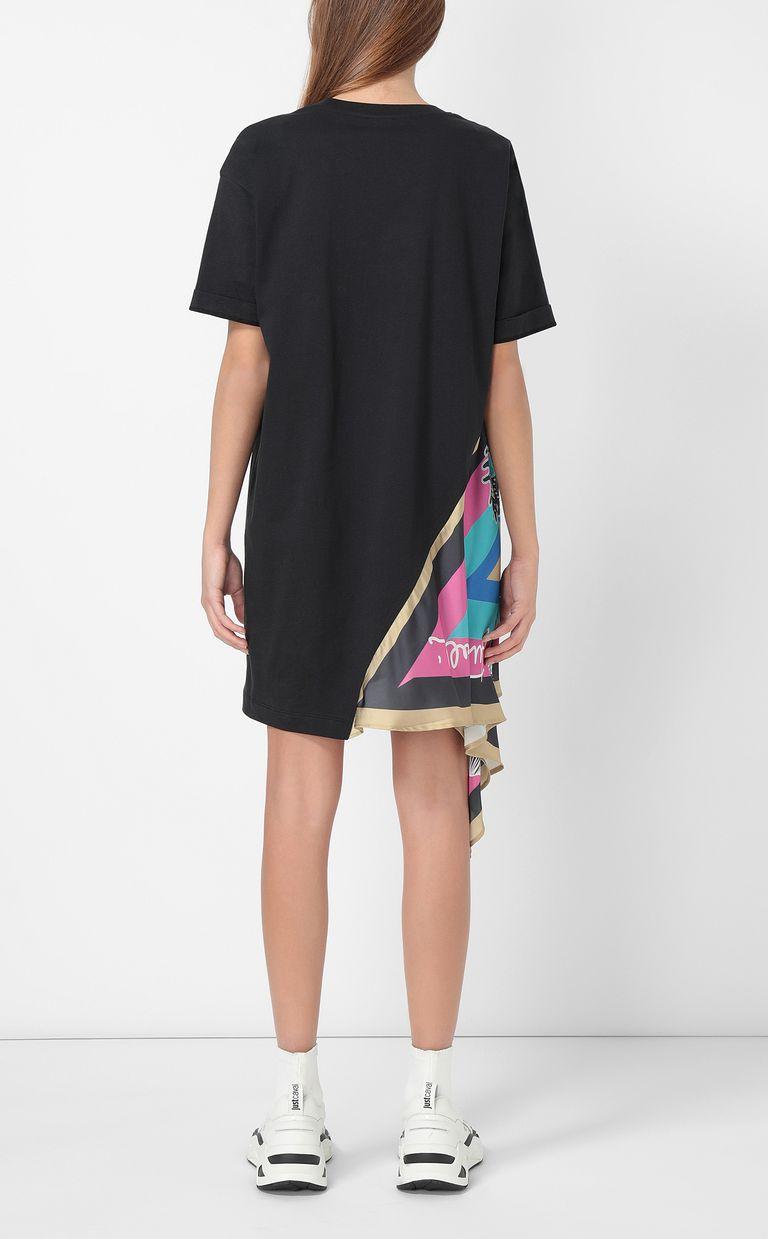 JUST CAVALLI Short t-shirt dress Short dress Woman a